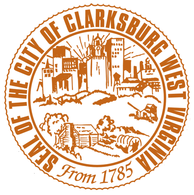 Seal of the City of Clarksburg