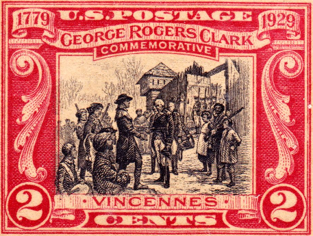 General George B. McClellan Stamp