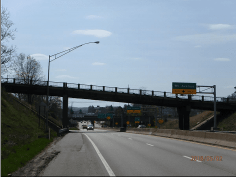 northview overpass bridge use