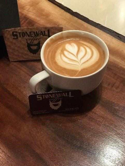 stonewall coffee cup