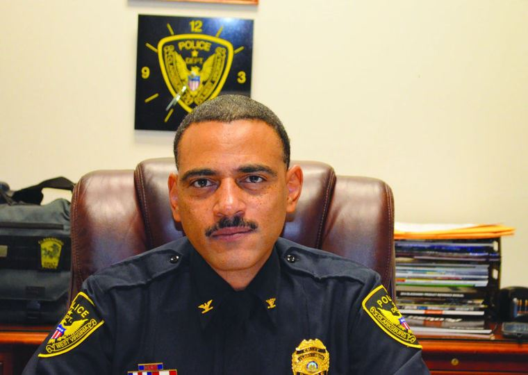 chief hilliard
