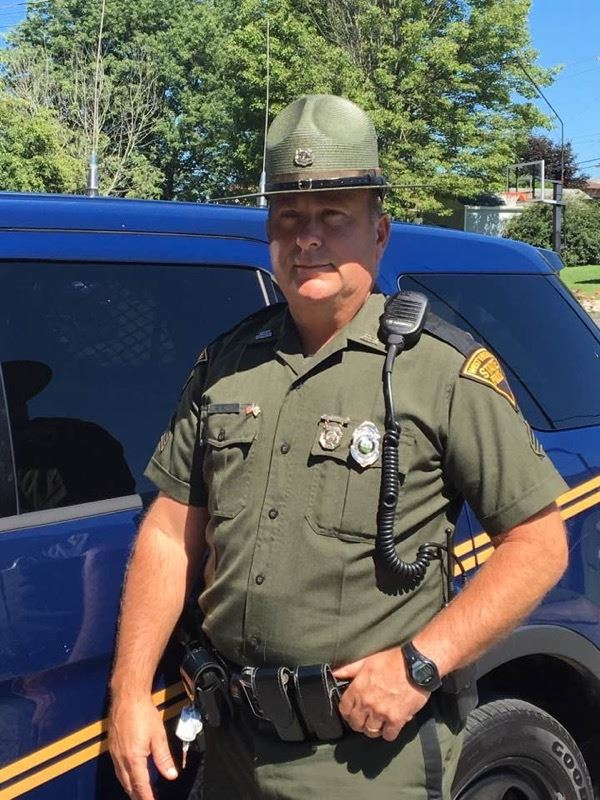 Mark Kiddy WV State Police