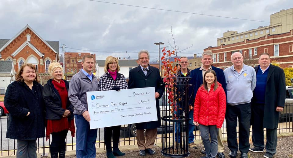 Survivor Tree check presentation 12-3-19